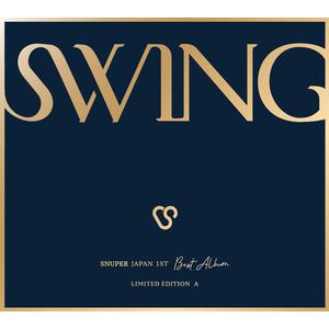 SNUPER 1st Album「SWING」 初回限定盤A