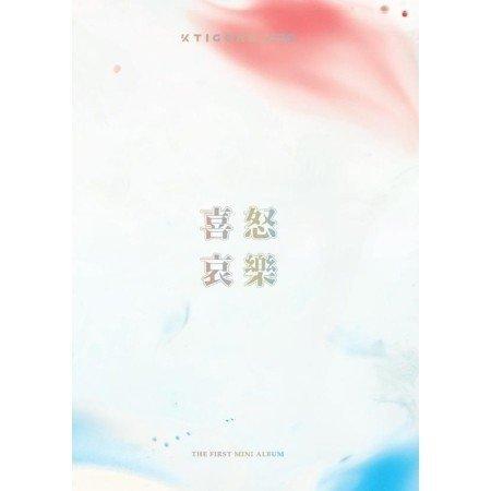 受付終了【K-TIGERS ZERO】1st Mini Album 『喜怒哀楽』 (6/12(金)抽選応募)