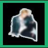 受付終了【ONEUS】クリアステッカー (全6種ランダム)