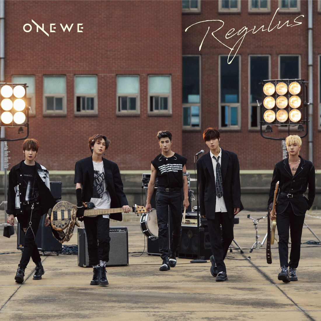 ONEWE Indies Single 「Regulus」
