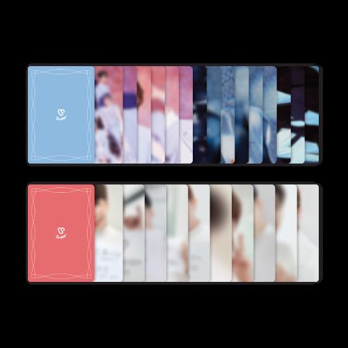 【SNUPER】トレカ3枚セット(全25種ランダム)