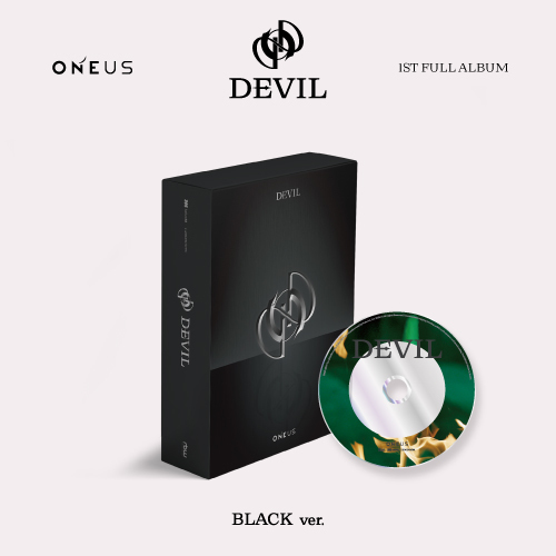 ONEUS 1ST FULL ALBUM「DEVIL」オンラインサイン会 1次抽選付き【2/14(日)】