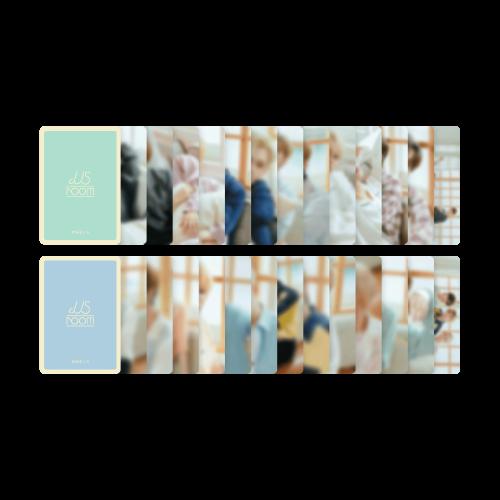 「ONEUS POPUP STORE : US ROOM」トレカ3枚セット(全26種ランダム)