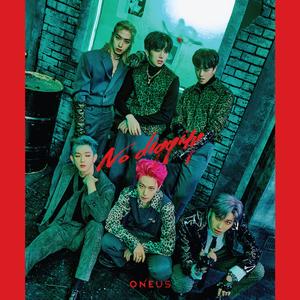 ONEUS Japan 3rd Single「No diggity」通常盤