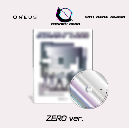 ONEUS 5TH MINI ALBUM 「BINARY CODE」 個別オンラインサイン会 抽選付き【6/5(土)】