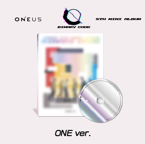 ONEUS 5TH MINI ALBUM 「BINARY CODE」 団体オンラインサイン会 抽選付き【7/18(日)】
